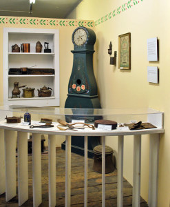 Several museums are open for tour and feature exhibits ­illustrating Bishop Hill life in the mid-1800s.