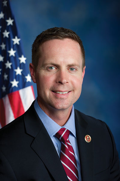 Rep Rodney Davis Official Portrait
