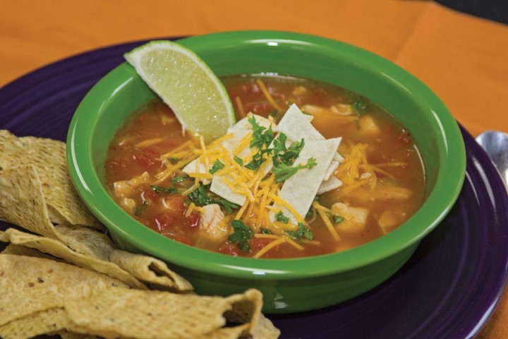 chicken tortilla soup illinois country living magazine