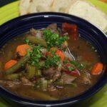 Vegetable-beef
