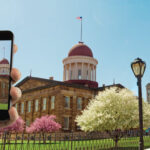 iPhone Old State Capital
