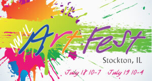 NW IL Art Fest @ Stockton Memorial Park | Stockton | Illinois | United States
