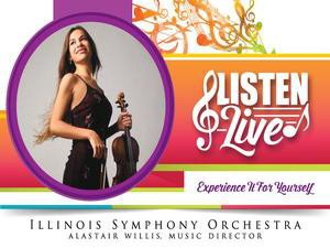 Illinois Symphony Orchestra - Bold and Beautiful @ Sangamon Auditorium, UIS | Springfield | Illinois | United States