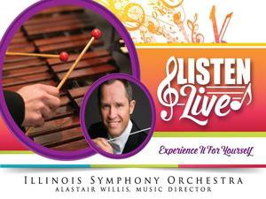 Illinois Symphony Orchestra - Britain's Best - Light Classics Concert @ Sangamon Auditorium, UIS | Springfield | Illinois | United States