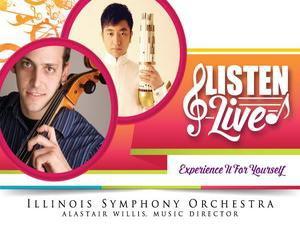Illinois Symphony Orchestra - Profound Pictures @ Sangamon Auditorium, UIS | Springfield | Illinois | United States