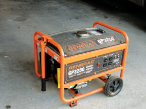 Since generators come in a variety of sizes, capacities, and power sources, begin by reading and following all manufacturer instructions.