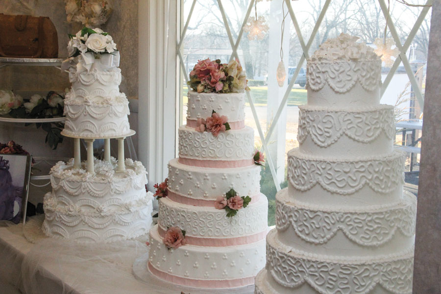 2016 Sweet Wedding Cake Trends Illinois Country Living