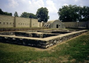 The Art of Frontier Life @ Fort de Chartres State Historic Site | Prairie du Rocher | Illinois | United States