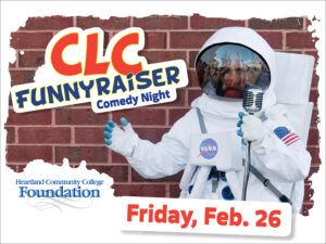Challenger Learning Center Comedy Funnyraiser @ Heartland Community College Campus Cafe | Normal | Illinois | United States