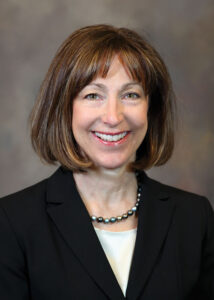 Barbara Nick is the President/CEO of Dairyland Power Cooperative in Lacrosse, Wisconsin.