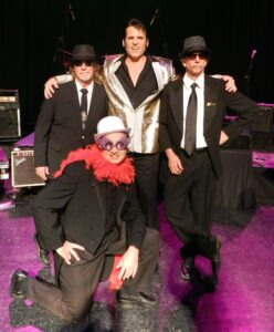 """Rock 'n Roll Review"" with Scott Wattles & Blue Suede Crew @ Seasons Event Center 