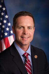 U.S. Representative Rodney Davis (R-13) represents constituents in 14 Illinois counties.