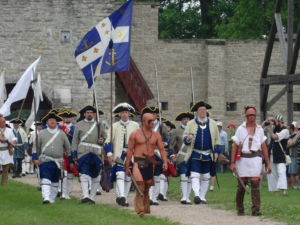 Rendezvous at Fort de Chartres @ Fort de Chartres State Historic Site | Prairie du Rocher | Illinois | United States