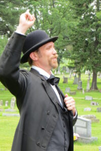 23rd Annual Cemetery Walk at Greenwood Cemetery @ Greenwood Cemetery | Galena | Illinois | United States