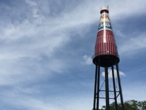 World's Largest Catsup Bottle Festival @ Woodland Park | Collinsville | Illinois | United States