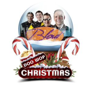 """Blend"" Doo Wop Christmas Show @ The Gathering Place Off Broadway 