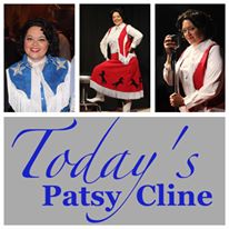 """Special Valentine Show """"Today's Patsy Cline"""" @ The Gathering Place Off Broadway 
