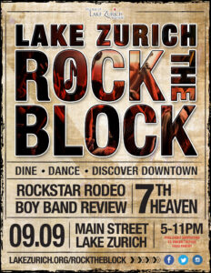 Rock the Block @ Downtown Lake Zurich | Lake Zurich | Illinois | United States