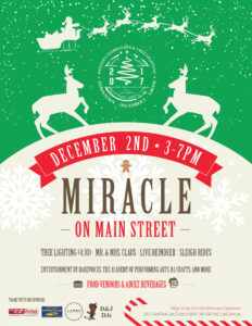 Miracle on Main Street @ Downtown Lake Zurich | Lake Zurich | Illinois | United States