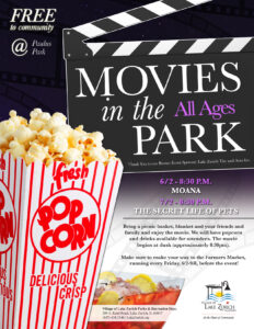 Movies in the Park @ Henry J. Paulus Park | Lake Zurich | Illinois | United States