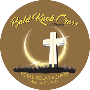 View the Total Solar Eclipse at Bald Knob Cross of Peace @ Bald Knob Cross of Peace | Alto Pass | Illinois | United States
