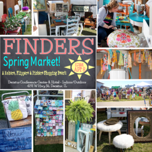 Finders Spring Market @ Decatur Conference Center Hotel   Decatur   Illinois   United States