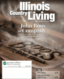 Cover of Illinois Country Living magazine
