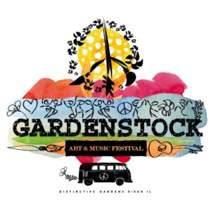 Gardenstock Art & Music Festival @ Distinctive Gardens | Dixon | Illinois | United States