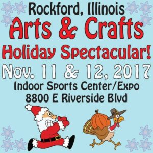 Rockford Arts & Crafts Holiday Spectacular @ Indoor Sports Center/Expo | Loves Park | Illinois | United States