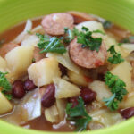 Smoked Sausage and Bean Soup