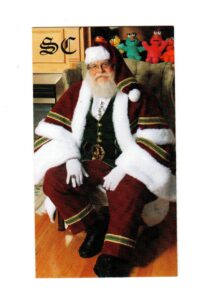 Cabin Christmas Celebration @ Yanda Log Cabin | Glen Carbon | Illinois | United States