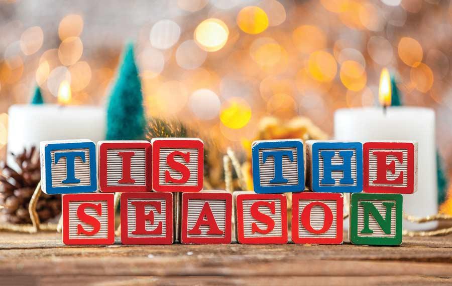 Tis the season for generosity