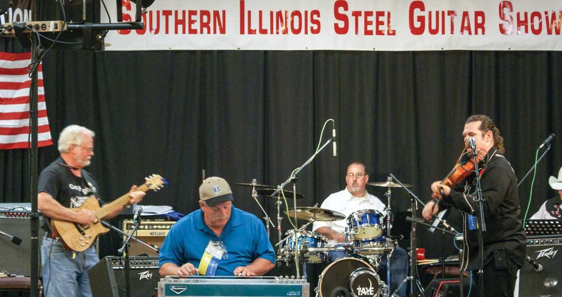 Steel Guitar Show