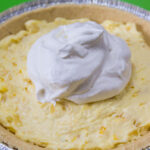 Sugarless Pineapple Pie