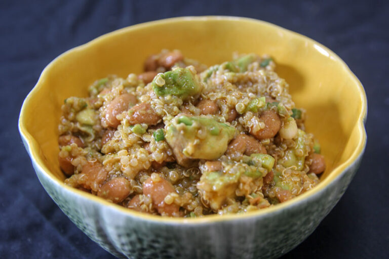 Quinoia-Salad