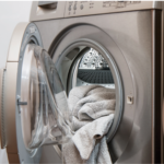 Front-load clothes dryer
