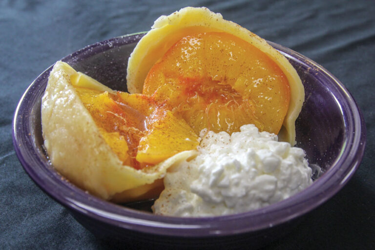 Czech-Peach-Dumplings