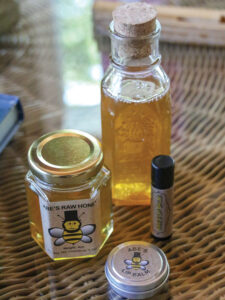 Abe's Raw Honey