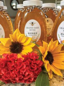 Grand Oaks Honey