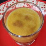 Peach-soup