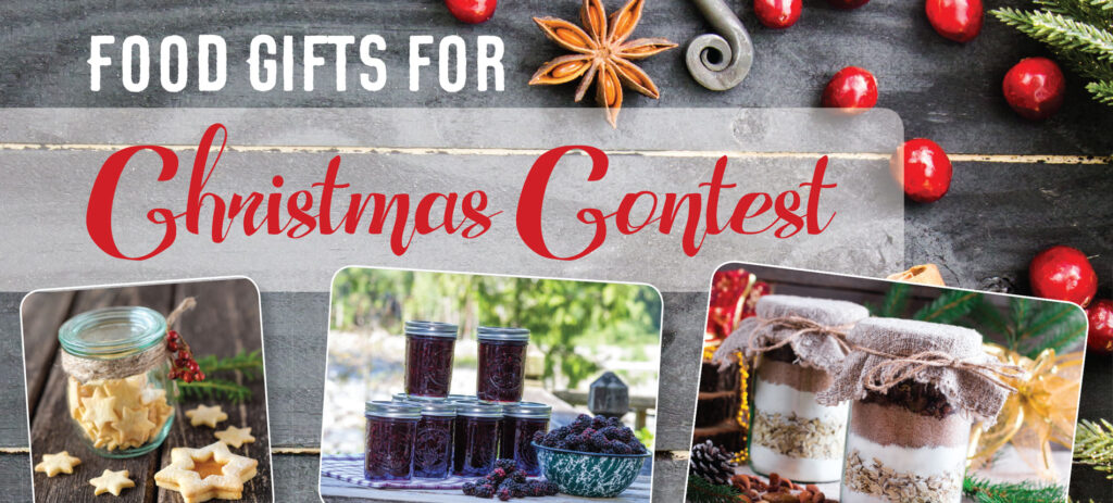 Food Gifts for Christmas Contest