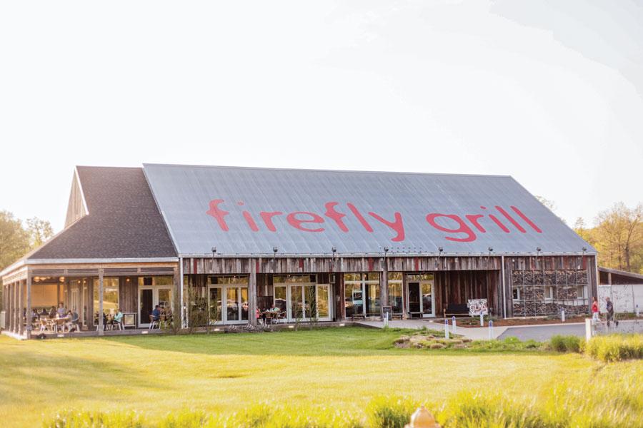 Firefly exterior