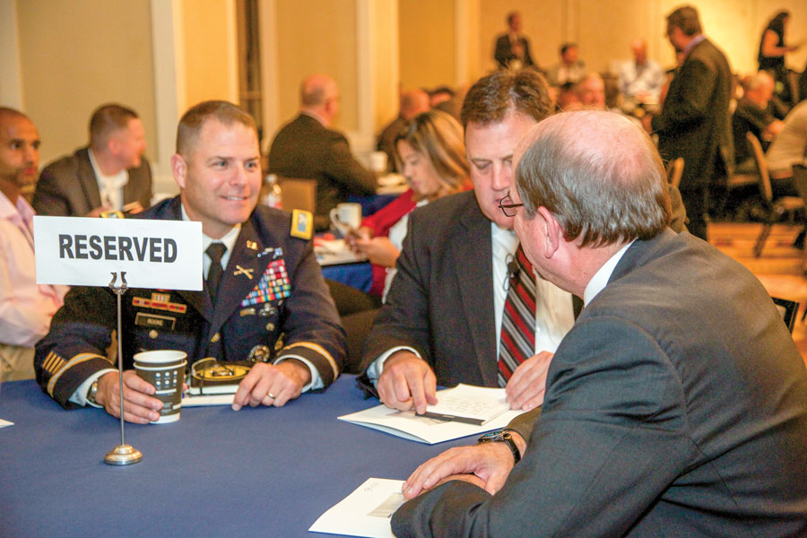 Veterans In Energy Event