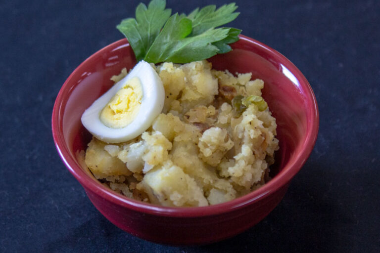 Grandma Cannon's German Potato Salad