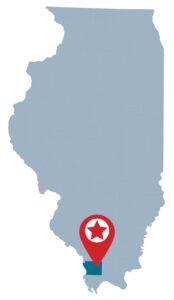 Illinois Map Location