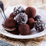 Mashed Potato Truffles