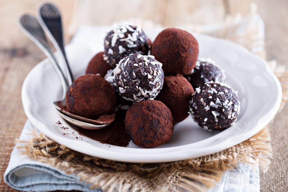 Mashed Potato Truffles