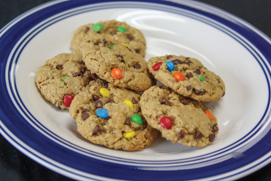 Cow Chip Cookies