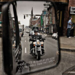 Start seeing motorcycles