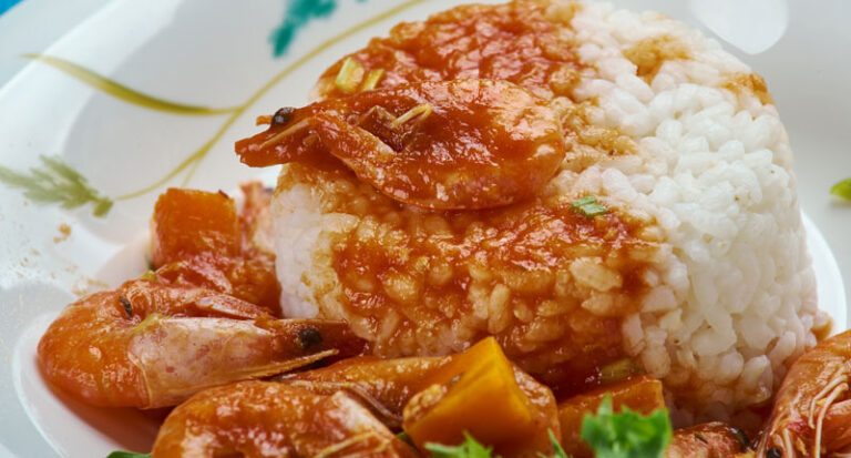 Shrimp-Etouffee
